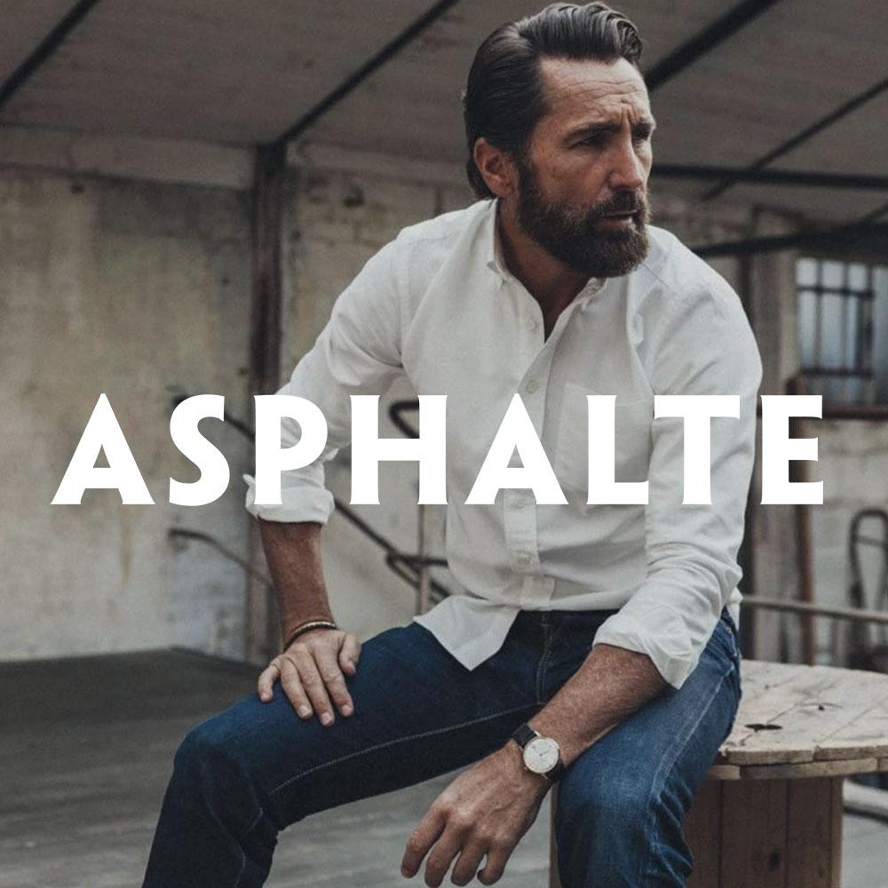 Asphalte - M